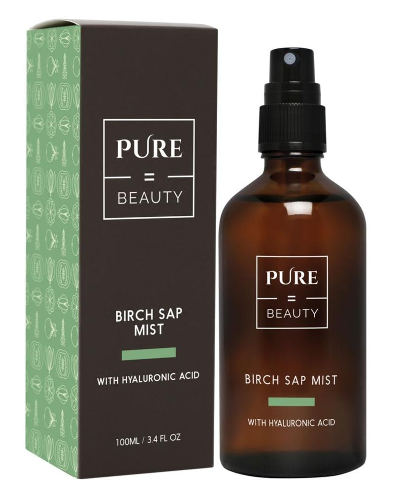 Pure=Beauty Birch Sap Mist - with Hyaluronic Acid