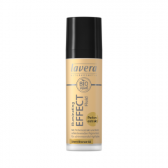 Lavera Illuminating effect fluid hohdevoide - Sheer bronze 02