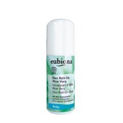 Eubiona Aloe vera deodorantti roll-on