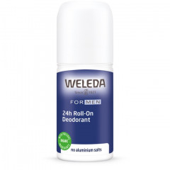 Weleda roll-on deodorantti 24H for MEN