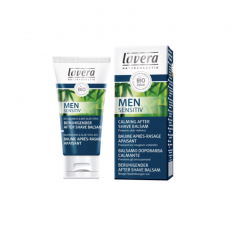 Lavera Men Sensitiv rauhoittava After-Shave Balm