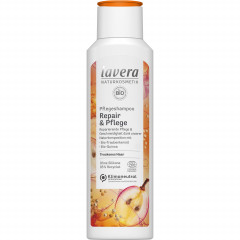 TUPLAPAKKAUS! Lavera Repair & Care shampoo 2 x 250 ml