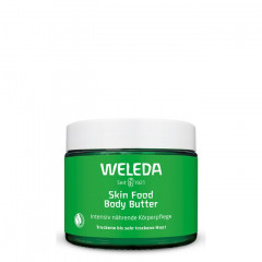 TUPLAPAKKAUS! Weleda Skin food Body butter vartalovoi 2 x 150 ml