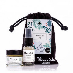 -50% Nourish London Antioxidant Duo lahjapakkaus