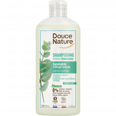 Douce Nature Eucalyptus shampoo, 250 ml