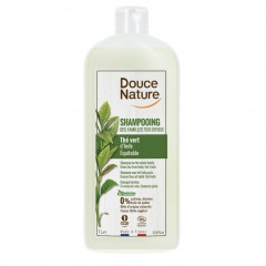 MEGAPAKKAUS! Douce Nature Family suihkushampoo 6 x 1000 ml